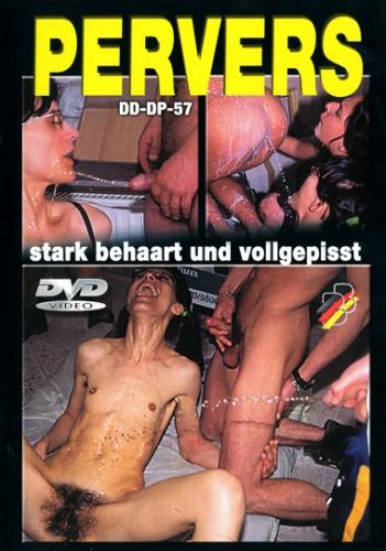 Pervers - Stark Behaart Und Vollgepisst cover