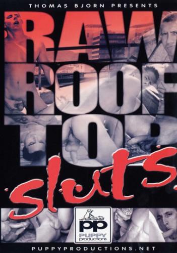 Raw Roof Top Sluts (2007) cover