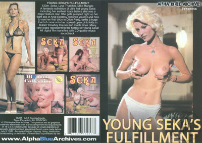 Young Seka's Fulfillment (1985) - Seka, Lysa Thatcher cover
