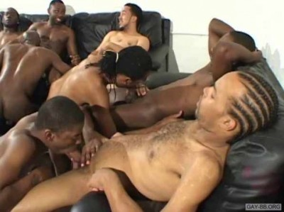 Big Thugs Cock Party
