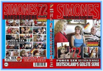 Simones Hausbesuche #72 (2012) DVDRip cover