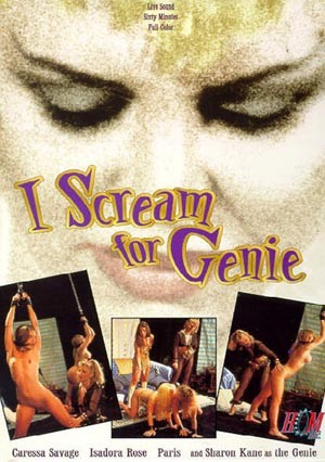 I Scream For Genie (HOM inc - 1997) VHSRip cover
