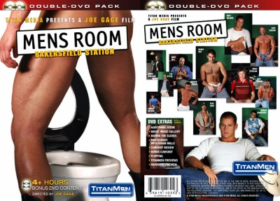 Mens Room Bakersfield Station cover