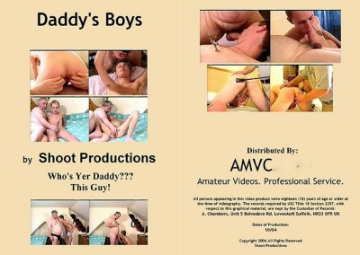 Daddys Boys cover
