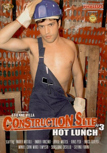 Construction site vol3 cover