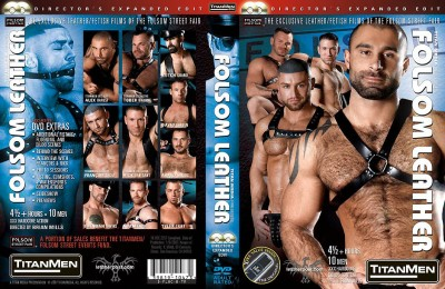 Folsom Leather (2007) cover
