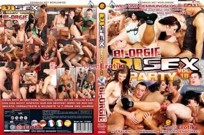 Bisex Party Vol.18 - Bi-Orgie (2012) cover