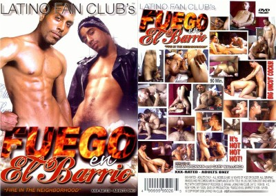 Fuego en El Barrio (2009) cover