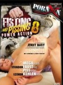 Fisting And Pissing Power Action 8 cover