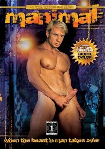 Manimal (1988) cover