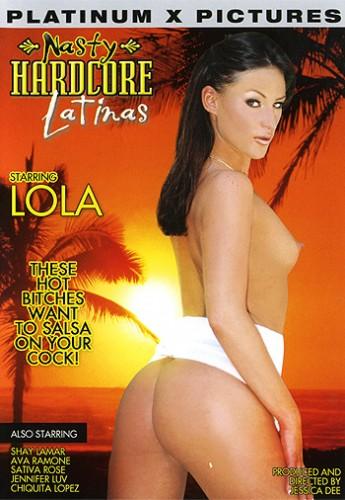 Nasty Hardcore Latinas (2004) cover