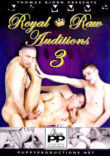 Royal Raw Auditions 3 (2007) cover