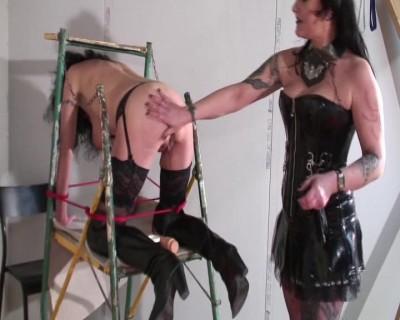 [Telsev] maitresse sessylia & ses martyres Scene #1 cover