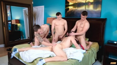 Next Door Buddies - Caught In The Action - Damien West,Drake Tyler,Markie More and David Stone