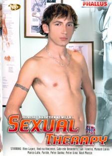 [Phallus] Sexual therapy Scene #4 cover