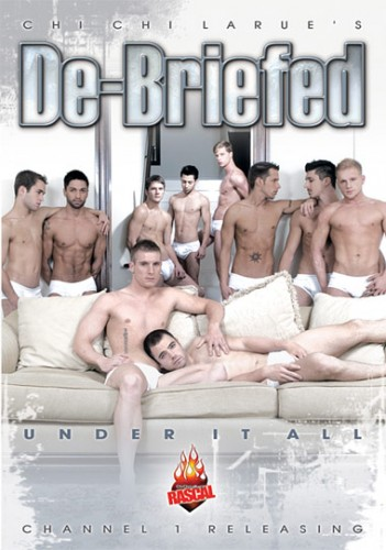 De-Briefed cover