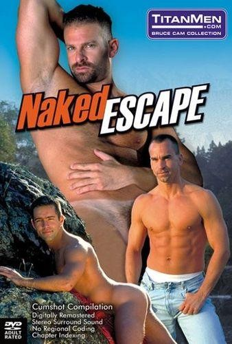TitanMen - Naked Escape cover