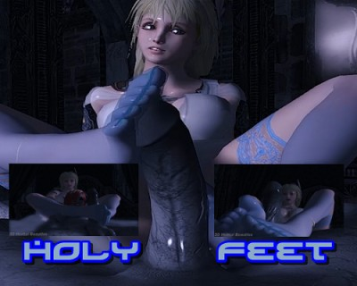 Holy Feet cover