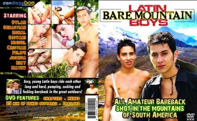 Latin Bare Mountain Boys cover