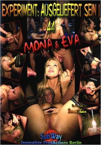Experiment: Ausgeliefert Sein! 44 - Mona & Eva cover