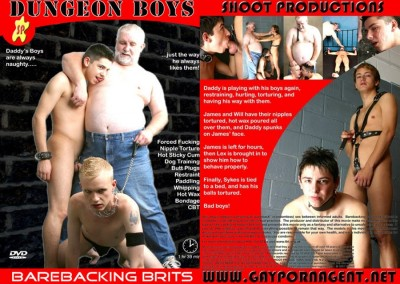 Dungeon Boys (2007) DVDRip cover