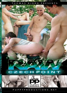 [Puppy Productions] Raw Czech point Scene #3 cover