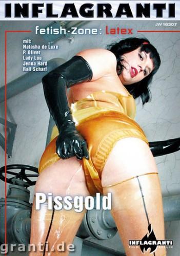 Inflagranti - Fetish Zone - Latex - Pissgold cover