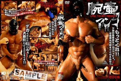 Eros - 腕壷マンコ Ude Tsubo Manko (Fistful Urceolate Cunt) cover