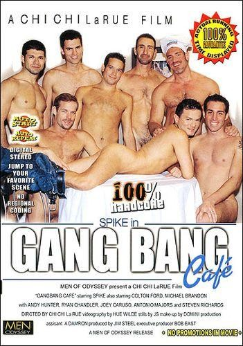 Men of Odyssey - Gang Bang Cafe cover
