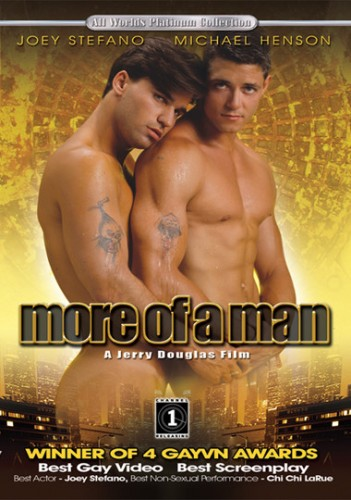 More Of A Man (1990) cover