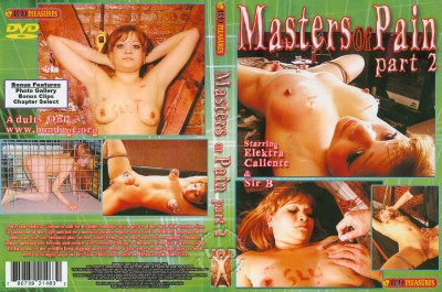 Masters Of Pain # 2