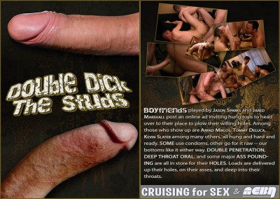 Double Dick the Studs cover