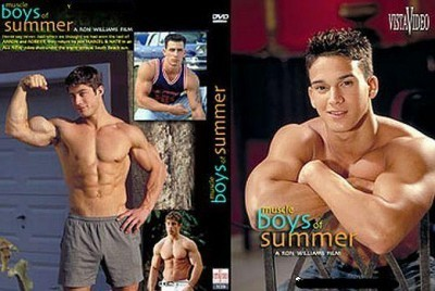 Muscle boys of summer cover