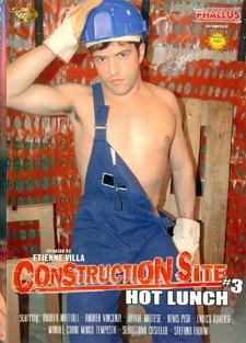 [Phallus] Construction site vol3 Scene #4 cover