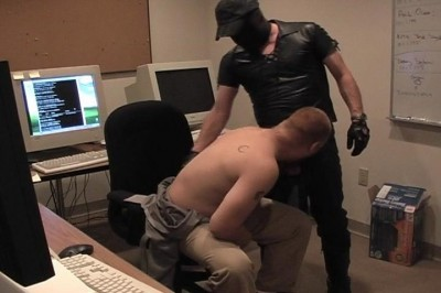 [Pig Daddy] Office Boys Scene #6 cover
