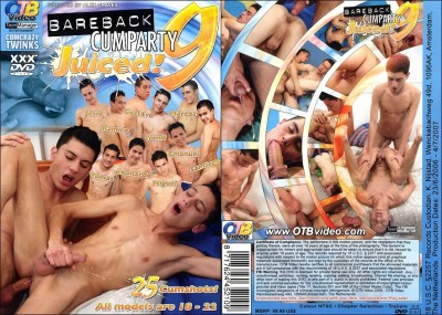 Bareback Cumparty 9. Juiced! (Alex Chaves / OTB)