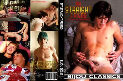 Bareback My Straight Friend (1984) - Kevin Gladston, Rick Compendium, Paul Cambrose