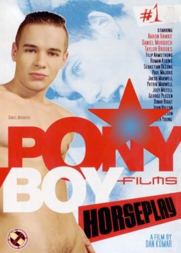 PonyBoy  #  1 Horseplay cover