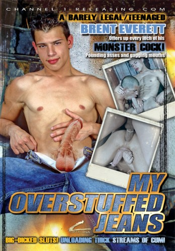 My Overstuffed Jeans cover