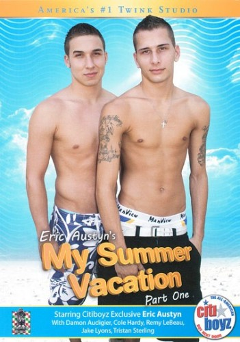 Eric Austyn's My Summer Vacation cover