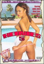 Heinies vol5 cover