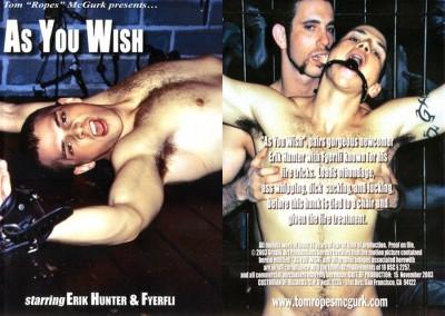 As You Wish  ( apreder ) cover
