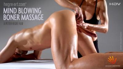 Hegre-Art - Mind Blowing Boner Massage cover