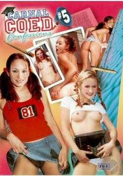Carnal Coed Confessions vol 5