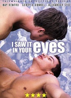 I Saw It In Your Eyes