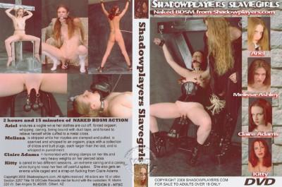 Shadowplayers Slavegirls (2006) DVDRip cover