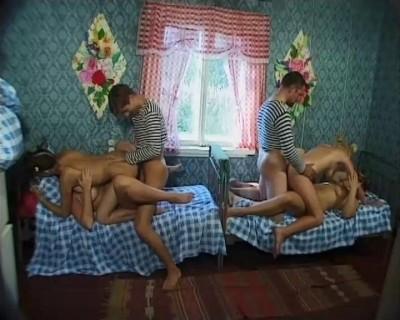 каникулы в деревне видео порно