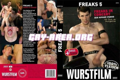 Wurstfilm - Freaks 5 cover