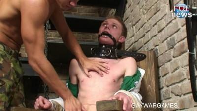 GayWarGames - Interrogation cover