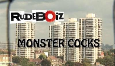 Monster Cocks cover